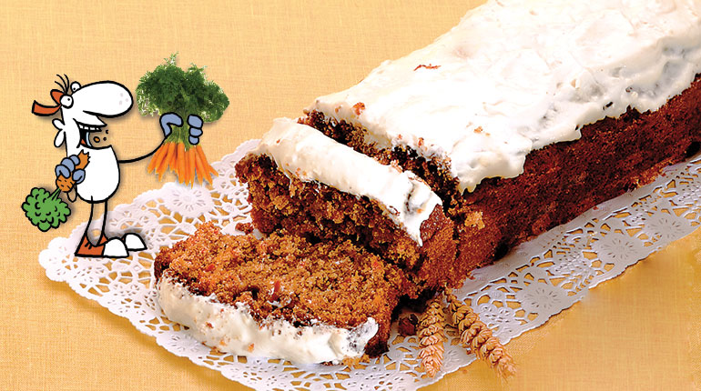 recette facile en anglais : le carrot cake | i love english