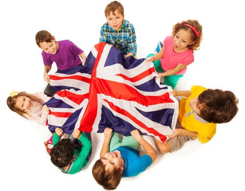 Comment donner le goût de l'anglais à votre enfant - I Love English