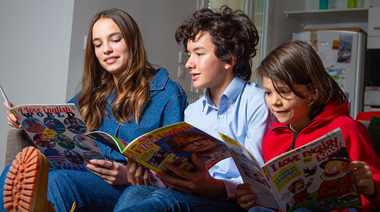 Pourquoi la lecture d'un magazine fait-elle progresser en anglais ?